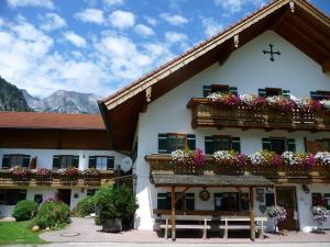 Gästehaus Ferienwohnungen Pfeffererlehen