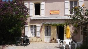 Chambres et Tables d'hôtes à l'Auberge Touristique, Bed & Breakfast  Meuvaines - big - 43