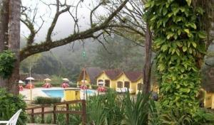 Nearby hotel : Pousada Cachoeira do Roncador