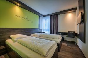 Ульм - Economy-Hotel