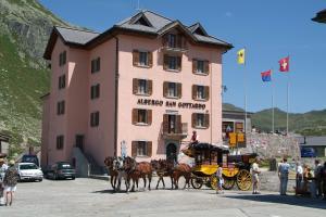Albergo San Gottardo - Hotel - Airolo