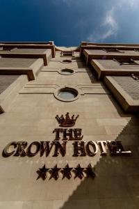 Баку - The Crown Hotel