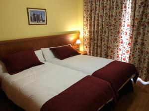 Twin Room Hotel Camino Real