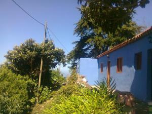 Casa Azul de Roque Negro