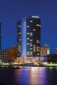 Nearby hotel : JW Marriott Grand Rapids