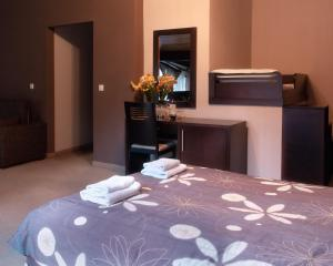 Junior Suite with Balcony Ostrova Holiday Village