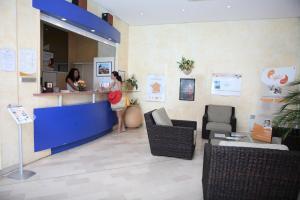Résidence Pierre & Vacances Les Citronniers, Apartmánové hotely  Menton - big - 28