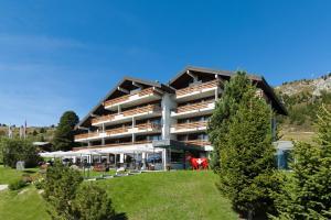 Golfhotel Riederhof - Hotel - Riederalp