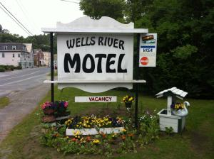 Nearby hotel : Wells River Motel
