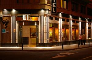 Hotel Gran Via, Hotely  Zaragoza - big - 36
