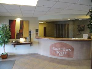 HomeTown Hotel, Hotely  Bryant - big - 13