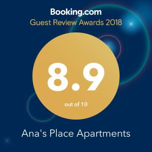 Ana's Place Apartments
