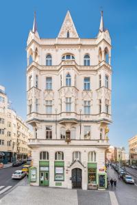 Прага - Mooo Downtown