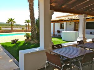 Es Pas Formentera Agroturismo, Vidiecke domy  Es Calo - big - 48
