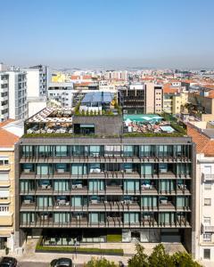 Лиссабон - Lux Lisboa Park