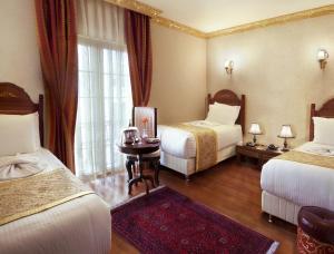 Hotel Sapphire, Szállodák  Isztambul - big - 4