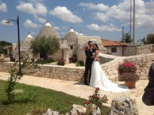 Nearby hotel : Trulli Holiday Residence