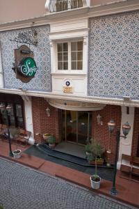 Hotel Sapphire, Szállodák  Isztambul - big - 41