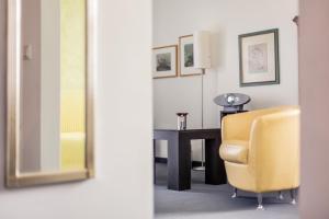 Dvoulůžkový pokoj typu Classic Plus s manželskou postelí