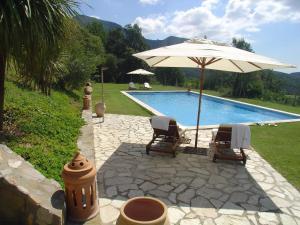 Can Serola, Hotel  Sales del Llierca - big - 35