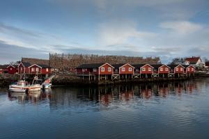 Svinøya Rorbuer, Üdülőparkok  Svolvær - big - 29
