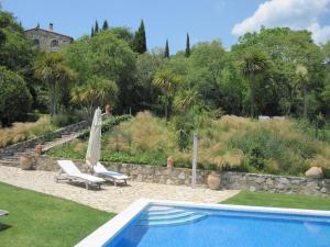 Can Serola, Hotel  Sales del Llierca - big - 18