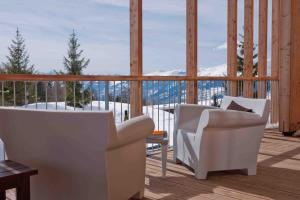 L'Aiguille Grive Chalets Hotel, Hotely  Arc 1800 - big - 26