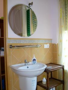 Badezimmer Bed & Breakfast Verdemare