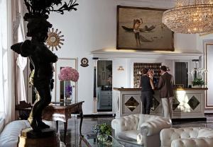 Hotel Quisisana, Hotels  Capri - big - 36
