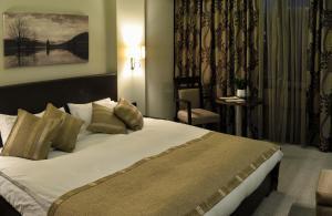 Queen's Hotel, Отели  Скопье - big - 34
