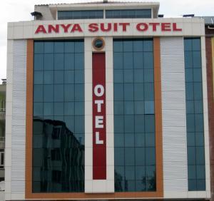 Отель Anya, Денизли