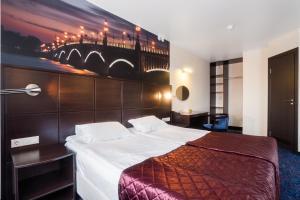Okhtinskaya Hotel, Hotel  San Pietroburgo - big - 5