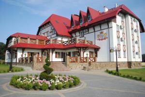 Отель Галицька Корона, Львов