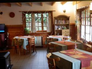 Hosteria Verena´s Haus, Penziony – hostince  Villa La Angostura - big - 13