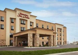 Hôtel proche : Hampton Inn & Suites Williston