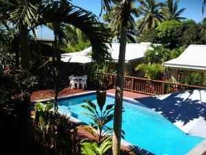 Te Akapuao Holiday Home & Studio Villas