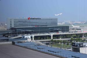 Shanghai Hongqiao Airport Hotel - Air China, Отели  Шанхай - big - 30
