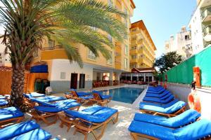 Аланья - Kleopatra Gungor Hotel