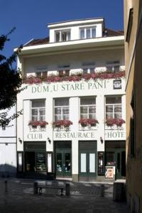 U Stare Pani - At the Old Lady Hotel