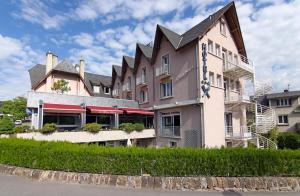 Inter-Hotel du Pont Roupt, Hotely  Mende - big - 20