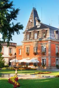 Château d'Isenbourg - Hotel - Rouffach