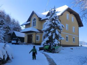 Appartement Landhaus Felsenkeller, Apartmány  Sankt Kanzian - big - 63