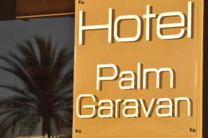 Hotel Palm Garavan, Hotels  Menton - big - 26