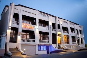 Отель Вилла Панама - фото 1