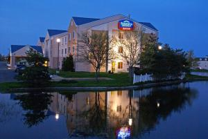 Nearby hotel : Fairfield Inn & Suites Kansas City Olathe