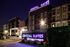 obrázek - Crystal Suites Suvarnbhumi Airport
