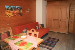Haus Seiwald, Apartmanok  Niederau - big - 24