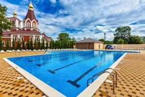 Пансионат Приморский, Курортные отели  Дивноморское - big - 1