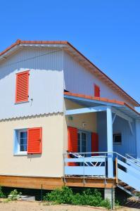 Grand Bleu Vacances – Résidence La Grenadine, Курортные отели  Марсейан - big - 39