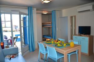 Grand Bleu Vacances – Résidence La Grenadine, Курортные отели  Марсейан - big - 11